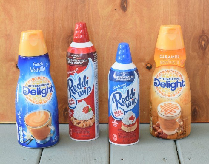 Create your own frappe with International Delight and Reddi-wip