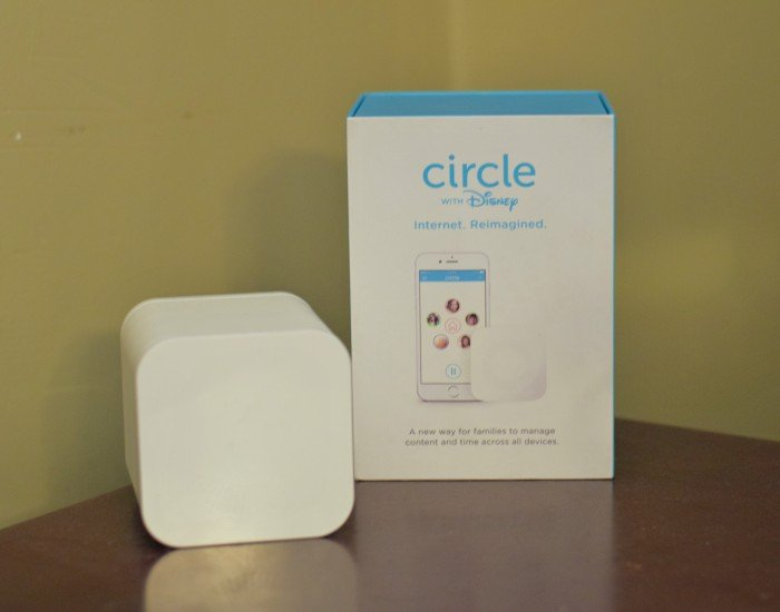 Disney Circle isnt just for kids - use it to manage screen time for everyone in your house