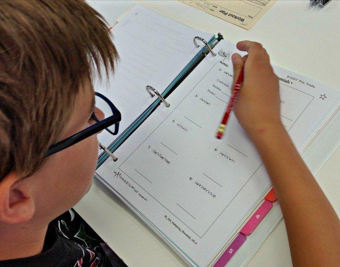 Enjoying summer math tutoring with Mathnasium Palatine