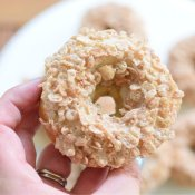 Delicious easy homemade doughnut recipe