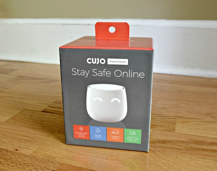 CUJO Smart Firewall box