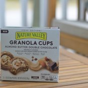 Nature Valley Granola cups