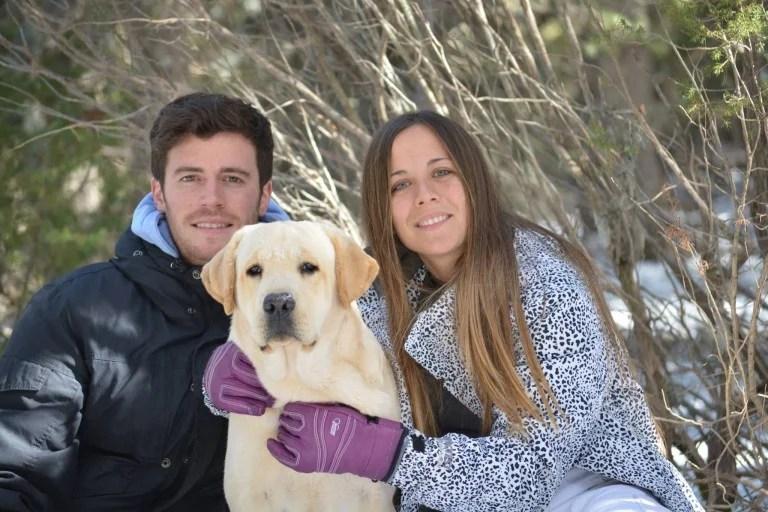 El hogar de los Labradores (retriever)