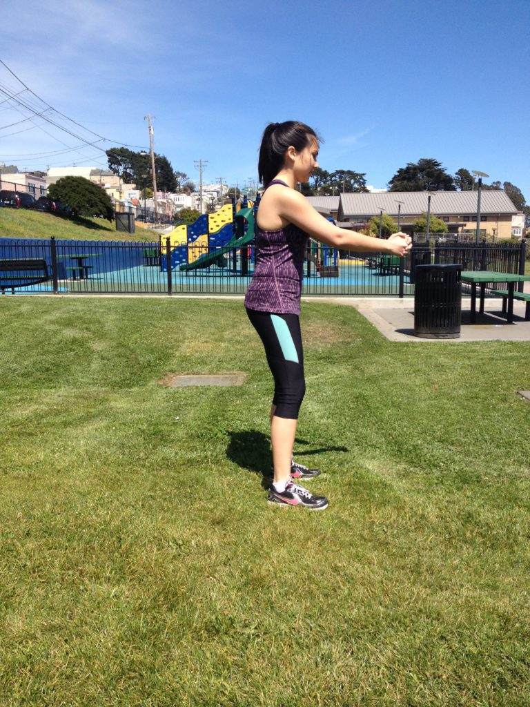honestly fitness beginner's circuit workout