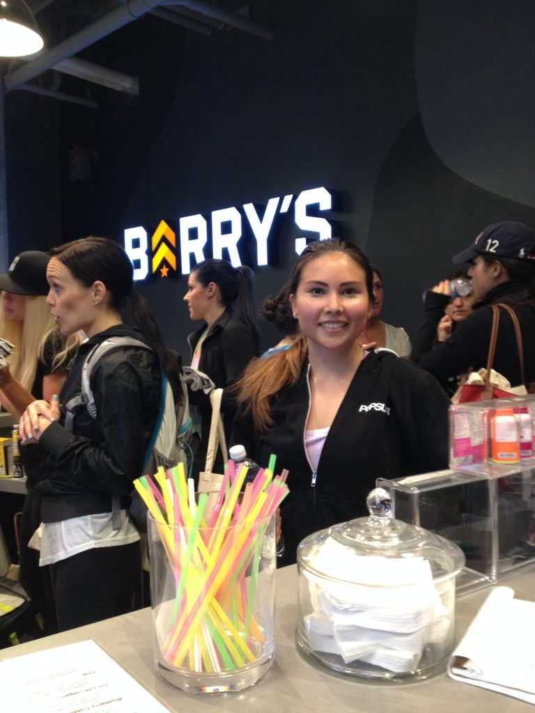 review of barry's bootcamp san francisco