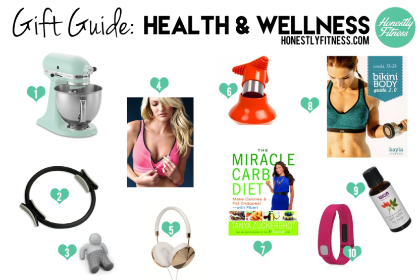 Find the perfect health and wellness gift this holiday season #giftguide
