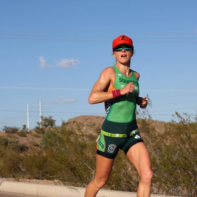 Sarah Piampiano: Banker Turned Triathlete