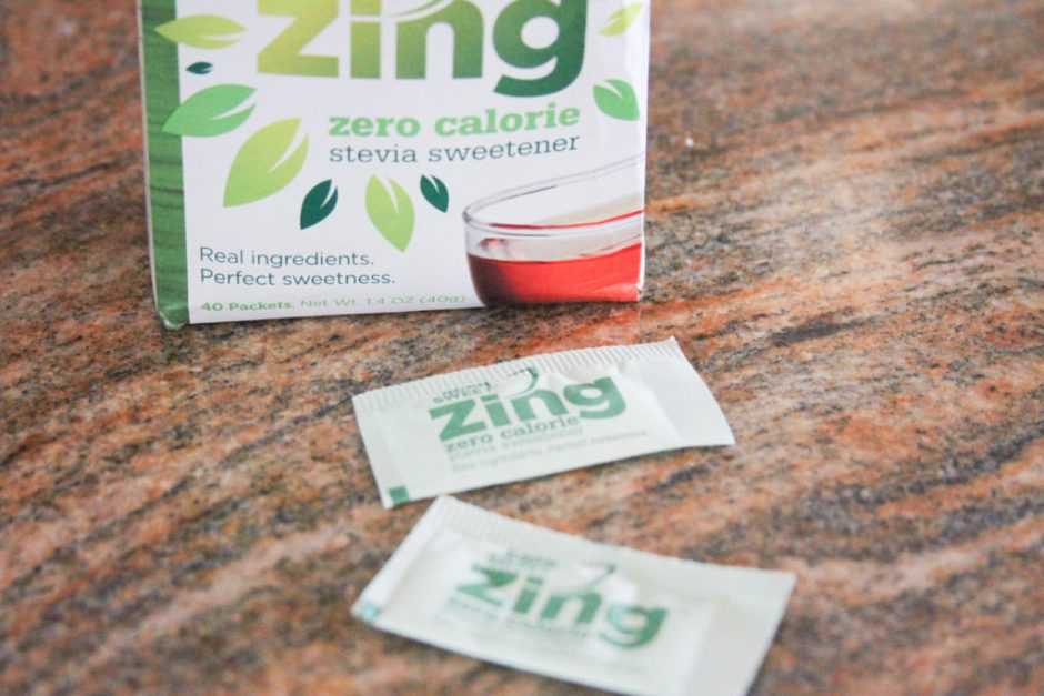 A Healthier Strawberries and Cream with Zing