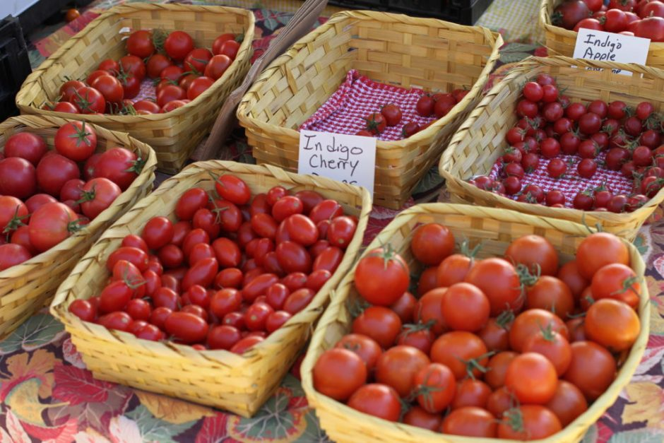 Health Benefits of the Farmers Market