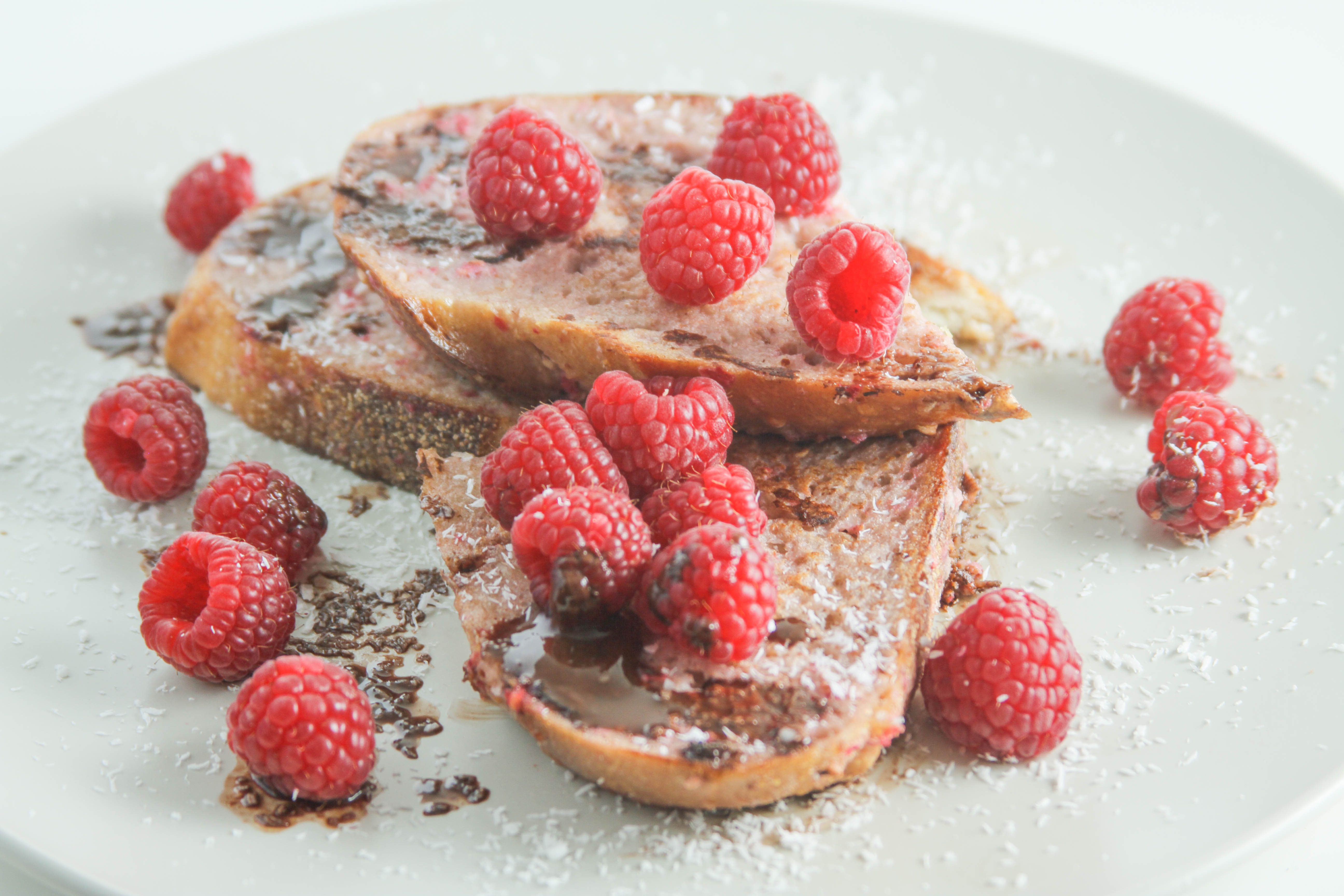 how to make healthy french toast