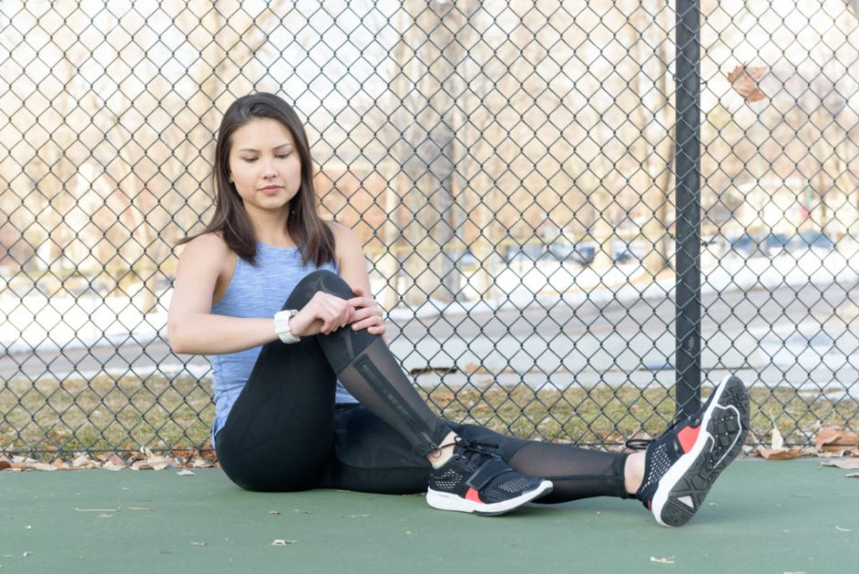 the surprising way I stick to my fitness goals with athletic wear