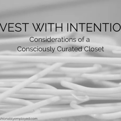 Conscious Consumption: Invest with Intention