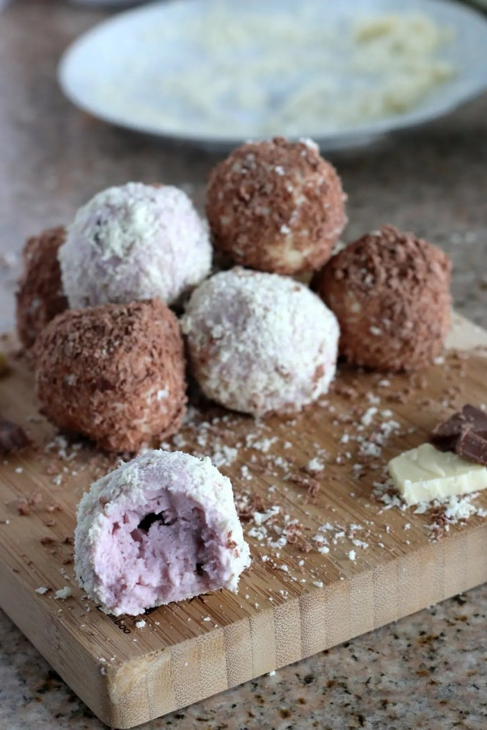 FashionablyEmployed.com | Chocolate Covered Frozen Yogurt Bites | simple and sweet snack to sneak without packing on the pounds or destroying a diet