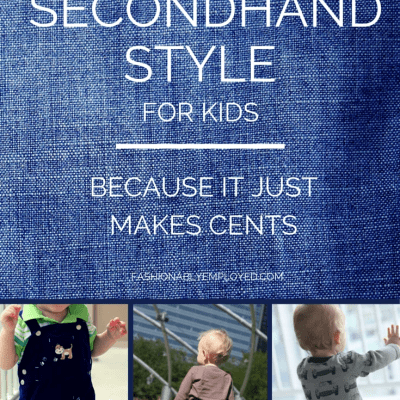 Moxie Jean: Shopping Secondhand for Kids