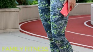 FashionablyEmployed.com | Family Fitness: Three 20-minute interval training workouts you can do while watching children | exercise and fitness ideas for parents with limited free time