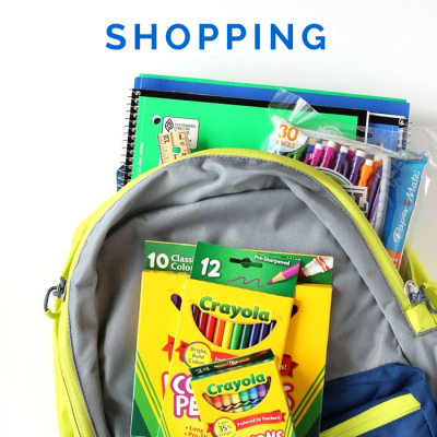 Responsible Back to School Shopping