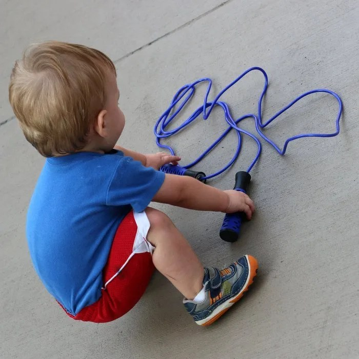 Not sure how to squeeze in fitness as the parent of young children? Check out this easy workout you can do today with your kiddos!