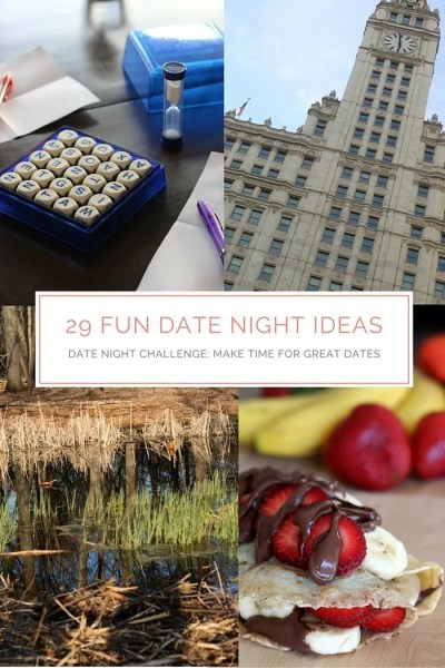 16 in 2016: Revive Romance with Date Night Challenge