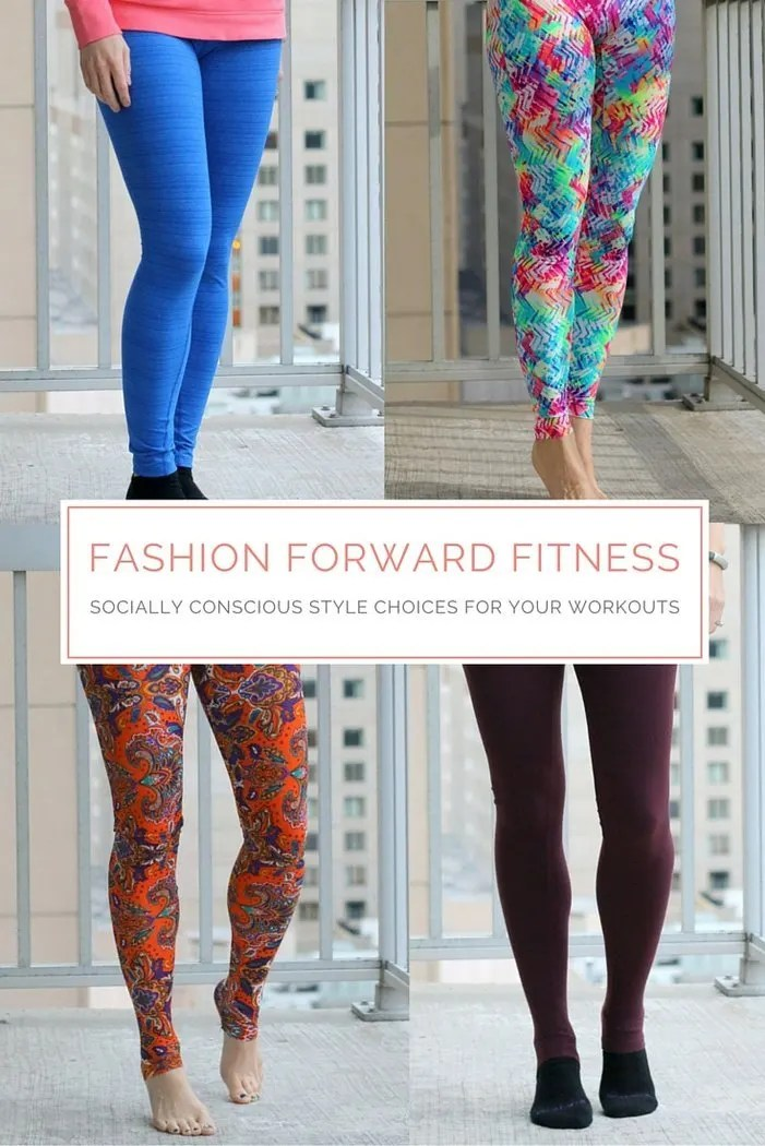 FashionablyEmployed.com | Fashion Forward Fitness: Socially Conscious Workout Apparel without sacrificing quality or style