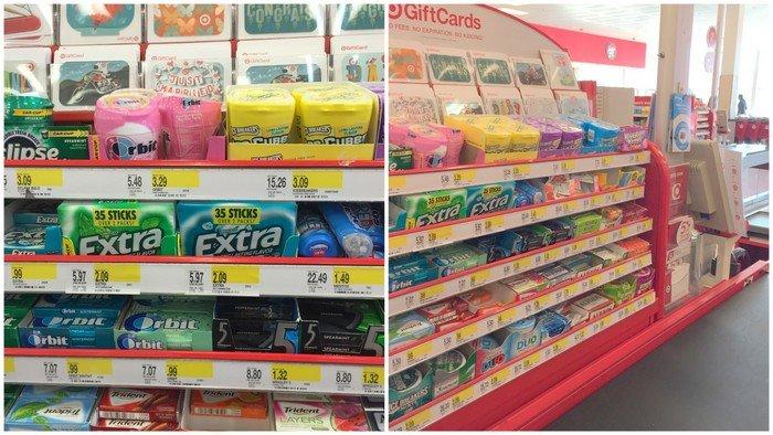 Extra Gum DIY Candy Jar Post