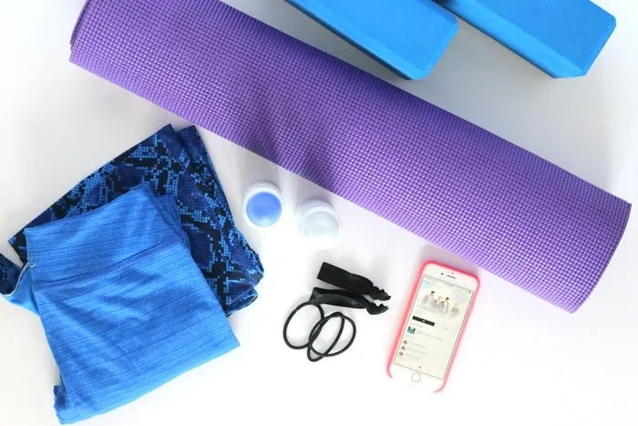 Have a few minutes to sneak in an impromptu exercise session? Check out this perfect playlist for an invigorating yoga flow | FashionablyEmployed.com