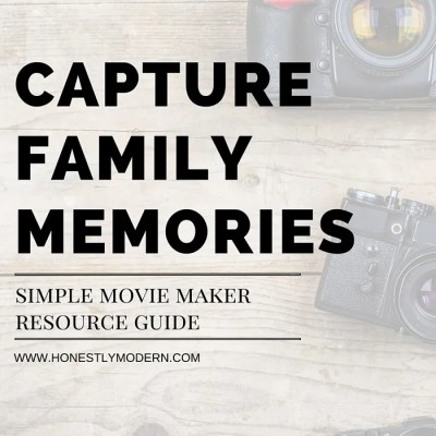 How To: Create Easy Video Montages For Your Family