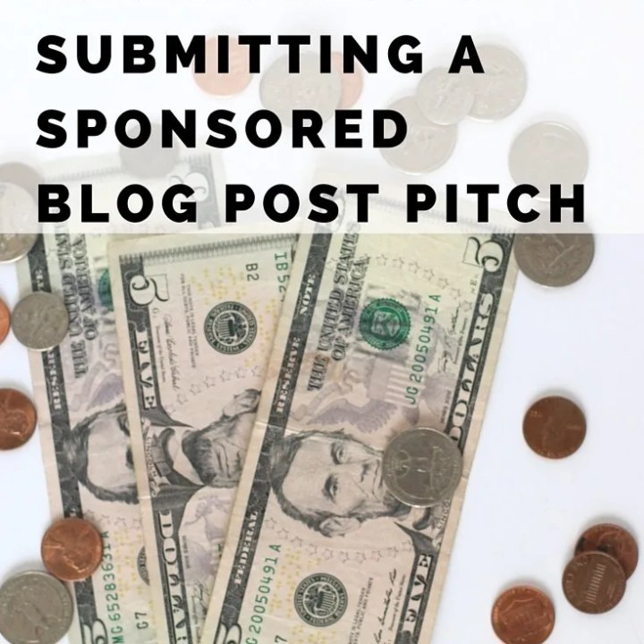 Want to monetize your blog with sponsored posts but aren't sure where to start? How do you get picked? Click through for 8 questions to ask before submitting your pitch to up your chances of being selected. Includes an additional printable guide of 15 mistakes not to make when pitching the brand!
