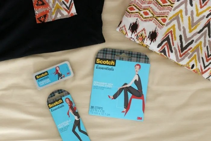 scotch wardrobe essentials DIY projects