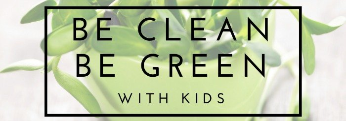Share how you and your family find ways to live Greener, Cleaner lives in a more socially conscious way!