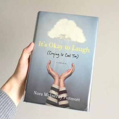 Reading Lately: It's Okay To Laugh (Crying Is Cool Too)