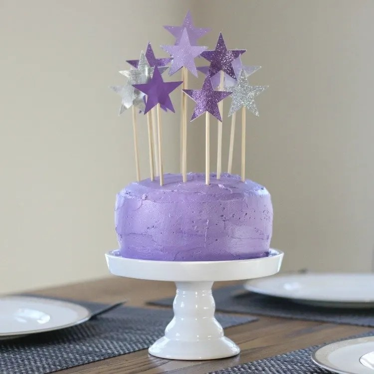 Excellent Simple Recyclable Diy Birthday Cake Decorations Funny Birthday Cards Online Inifodamsfinfo