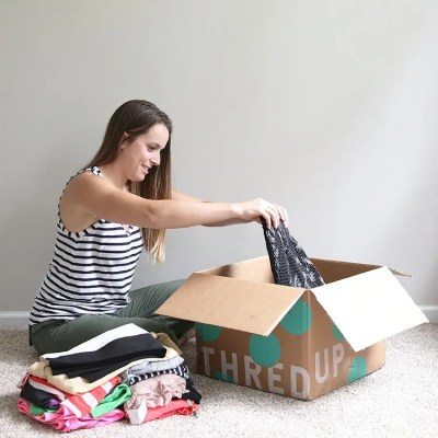 thredUP On A Mission To Fill Closets Without Filling Landfills