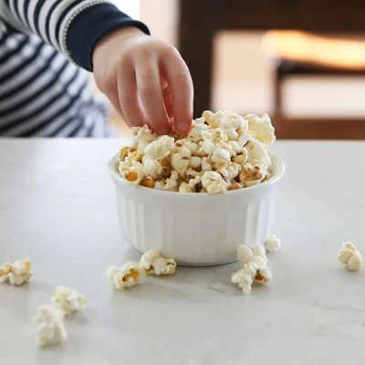 Simply Relish | 6 Zero or Low Waste Homemade Popcorn Recipes