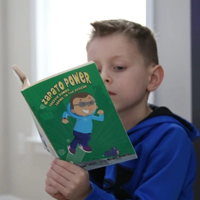 One Simple Trick To Encourage Kids to Finish Reading Books