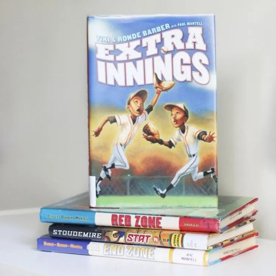 Middle-Grade Sports Chapter Book Series Kids Will Love