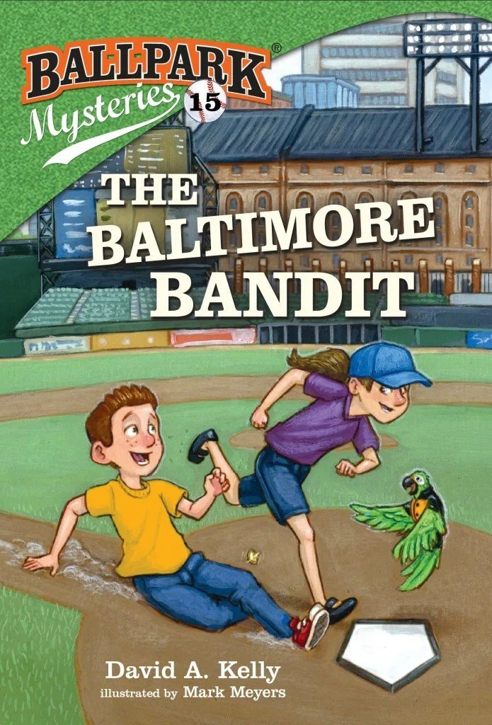 The Baltimore Bandit