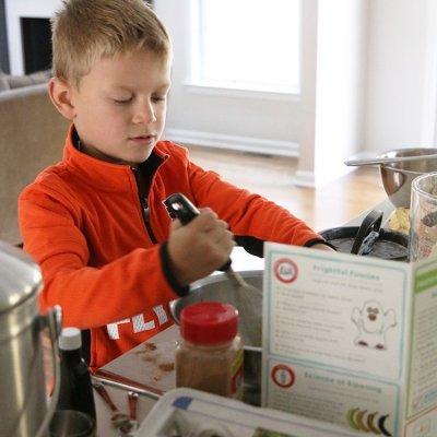Make Kids Cooking Fun With Raddish Kids Cooking Club