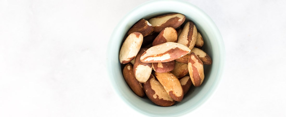 An amazing source of selenium, learn more about what makes the Brazil nut such a nutrition powerhouse plus ways to use them on the regular! | via Honestly Nourished
