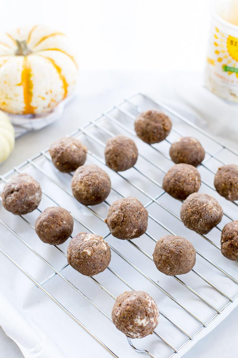 Paleo-Pumpkin-Spiced-Muffin-Mix-Truffles-Honestly-Nourished
