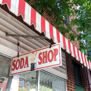 FOOD + FEELINGS: ROCKY'S GRILL & SODA SHOP