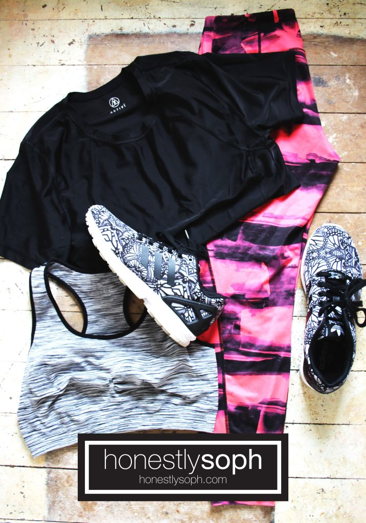 Workout Clothes - Honestly Soph