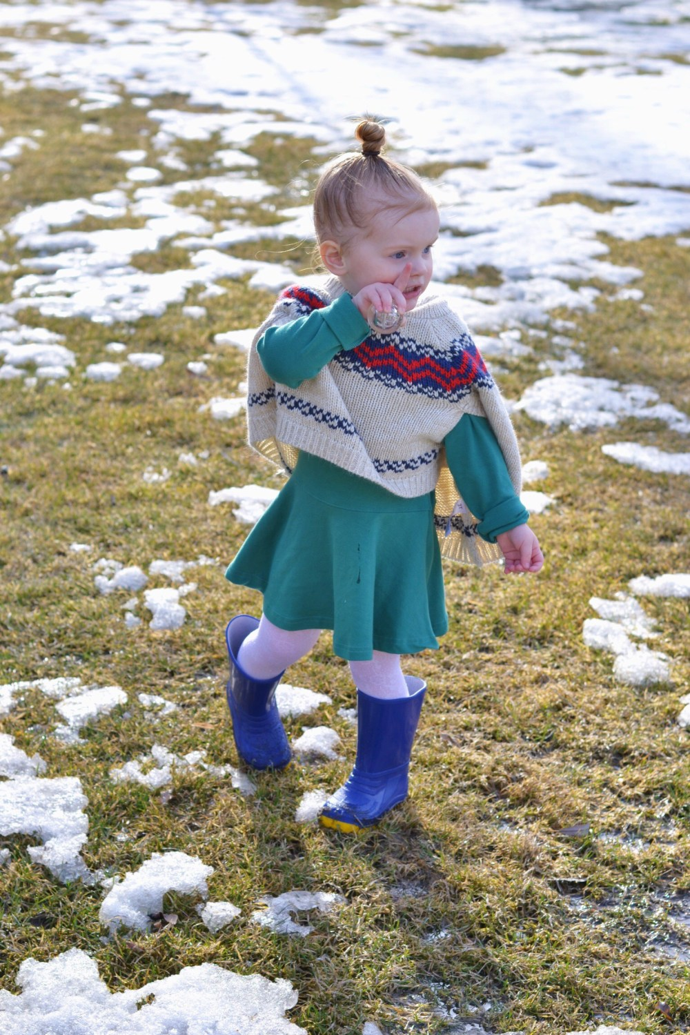 The Shoe Company Rubber Boots Toddler Honey & Betts