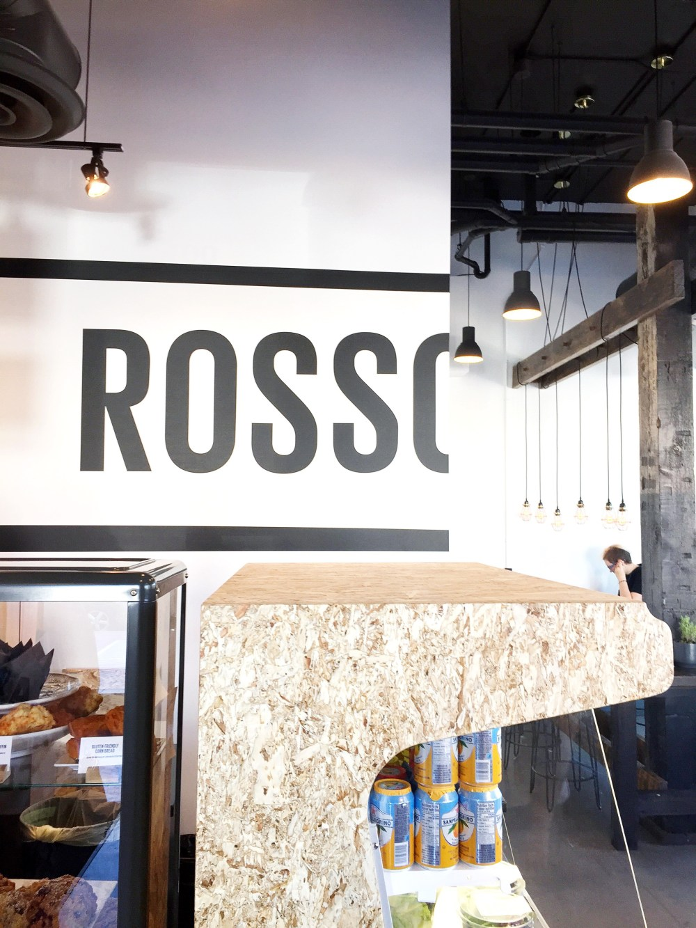 Rosso Coffee Roasters in Calgary Alberta