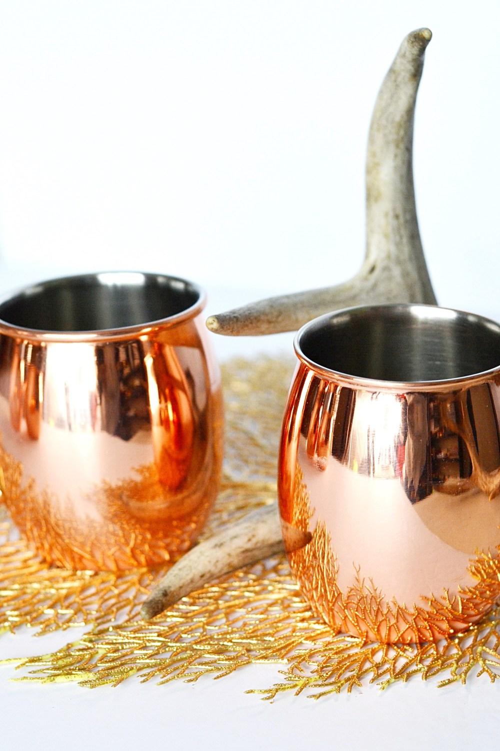 Moscow Mule Mugs (Set of 4)