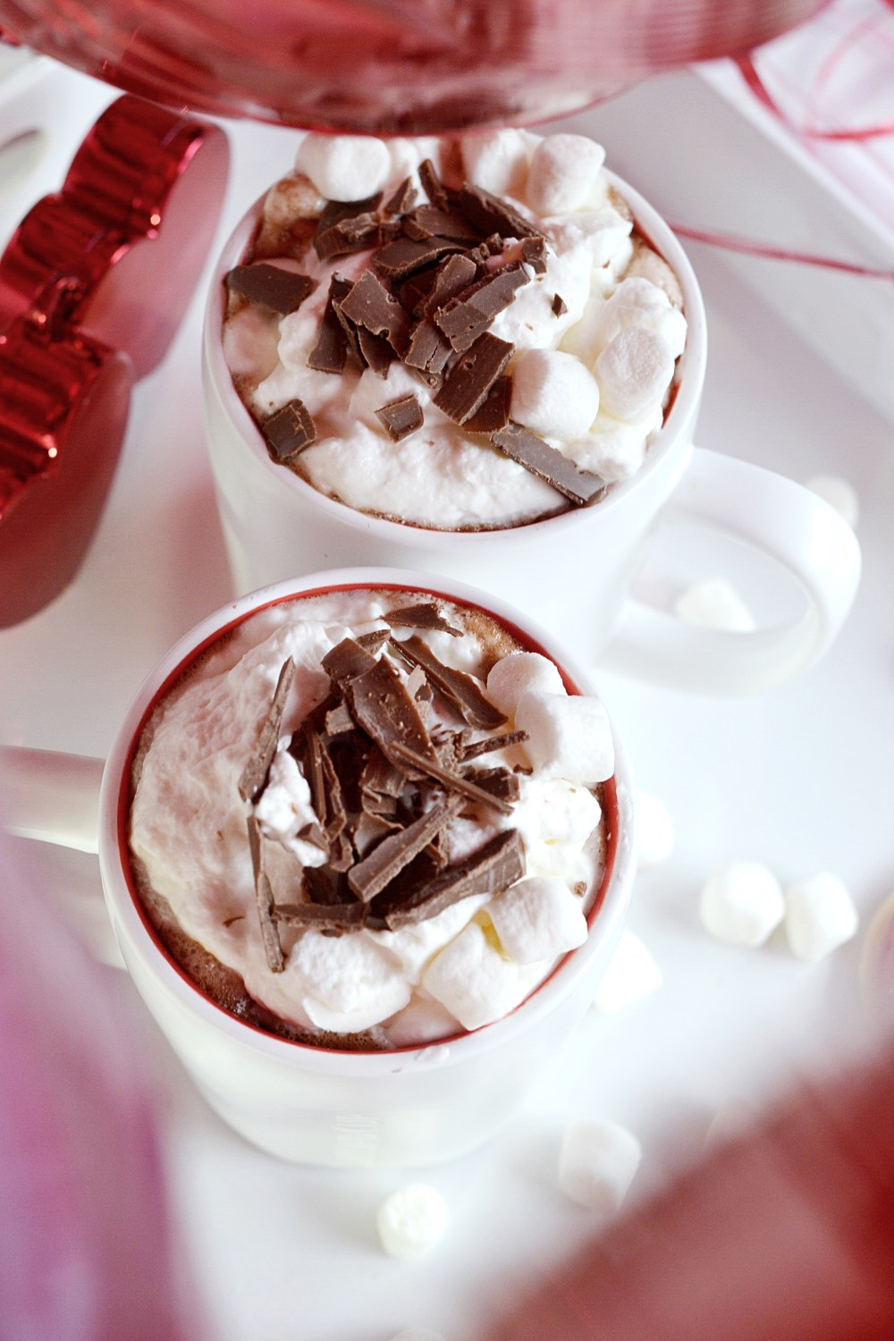 Silky Smooth Hot Chocolate Recipe Sweet Treats For