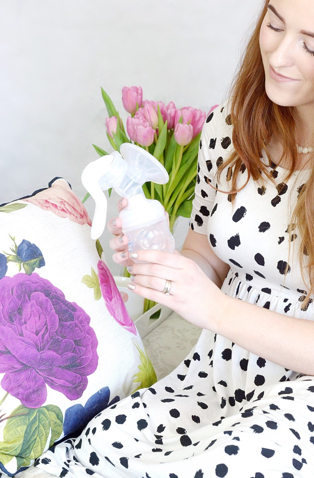 Canadian Blogger Philips Avent Comfort Manual Breast Pump