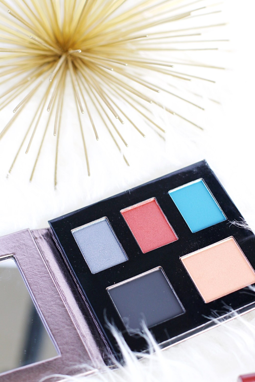 canadian beauty blogger spring make up for green eyes