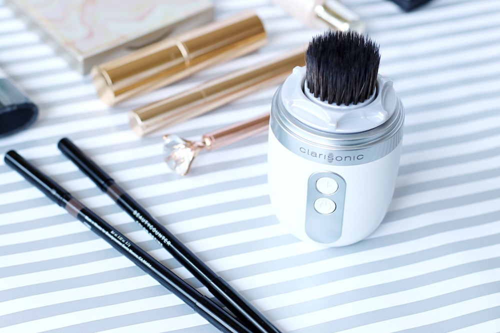 Clarisonic Mia Fit Makeup Brush How To Contour And Highlighthoney