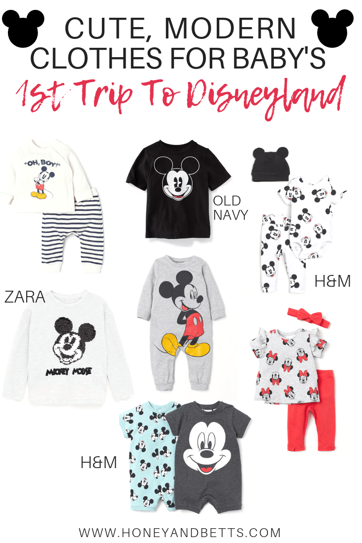 Best Places To Find Inexpensive Disney Baby Clothes In Canada Honey