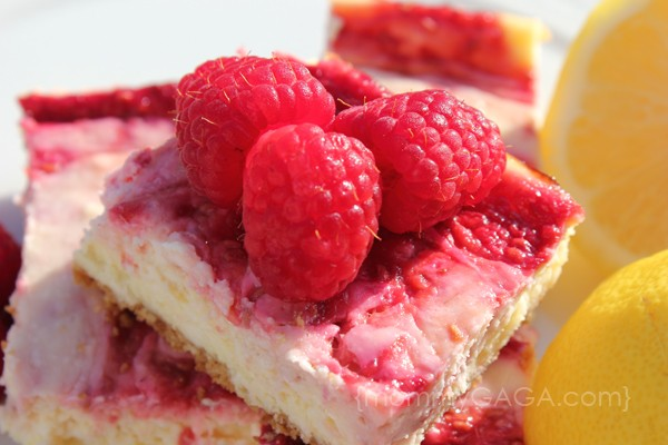 lemon raspberry cheesecake recipe
